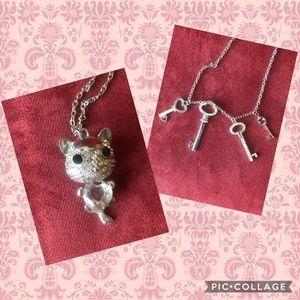 Claire's necklaces bundle